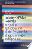 Industry 4 0 Value Roadmap Book