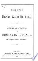 The Case Of Henry Ward Beecher
