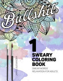Sweary Coloring Book Book PDF