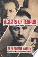 Agents of Terror Book