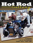 Hot Rod Gallery by Pat Ganahl: A Nostalgic Look at Hot ...