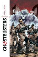 Ghostbusters Omnibus Book