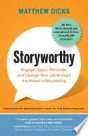 Storyworthy Book