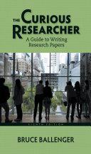 Curious Researcher Pdf/ePub eBook