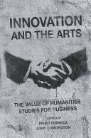 Innovation and the Arts [Pdf/ePub] eBook