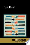 Fast Food Book