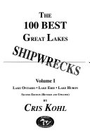 Pdf The 100 Best Great Lakes Shipwrecks: Lake Ontario, Lake Erie, Lake Huron