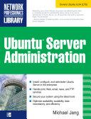 Ubuntu Server Administration [Pdf/ePub] eBook