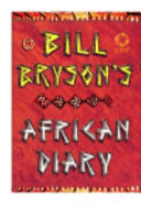 Bill Bryson African Diary Kindle