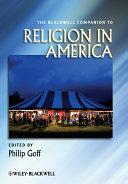 The Blackwell Companion to Religion in America [Pdf/ePub] eBook