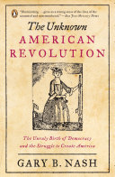 Cover of The Unknown American Revolution