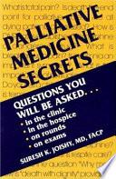 Palliative Medicine Secrets