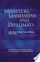 Ministers Mandarins And Diplomats