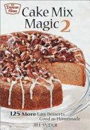 Cake Mix Magic 2