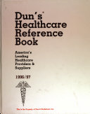 Dun s Healthcare Reference Book