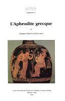 L'Aphrodite grecque [Pdf/ePub] eBook