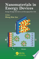 Nanomaterials in Energy Devices Book