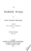 Dramatic Works Book