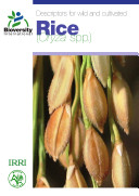 Descriptors for wild and cultivated Rice  Oryza spp