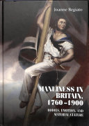 Manliness In Britain 1760 1900