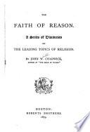 The Faith of Reason