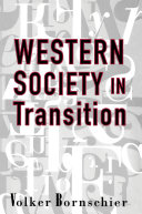 Western Society in Transition