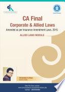 CA FINAL ALLIED LAW