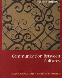 Communication Between Cultures Book PDF