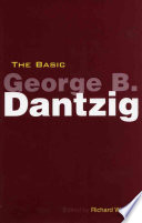 The Basic George B. Dantzig