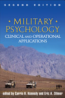Military Psychology, Second Edition