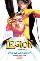 Legion  Son of X Vol  4