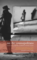 We the Cosmopolitans