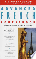 Living Language Advanced French