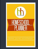 Hopeful Homeschooling Homeschool Planner