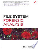 File System Forensic Analysis Book