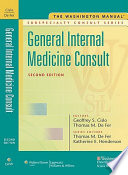 General Internal Medicine Consult Book