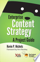 Enterprise Content Strategy Book