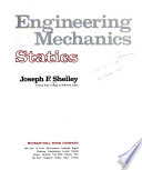 Engineering mechanics, statics