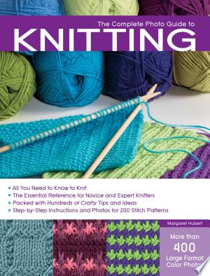 Download The Complete Photo Guide to Knitting Free PDF Books - Free PDF