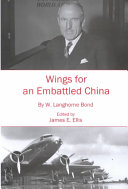 Wings for an Embattled China Pdf/ePub eBook