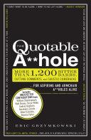 The Quotable Ahole