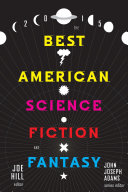 The Best American Science Fiction and Fantasy, 2015 Pdf/ePub eBook