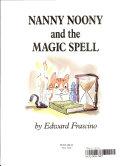 Nanny Noony and the Magic Spell