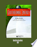 Energy for the Future and Global Warming  Geothermal Energy Book