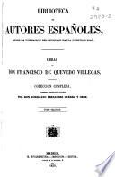Obras de D. Francisco de Quevedo Villegas  , Band 2