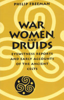 War  Women  and Druids