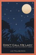 Don't Call Me Lady Pdf/ePub eBook