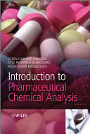 Introduction To Pharmaceutical Chemical Analysis Book PDF