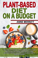 Plant Based Diet on a Budget