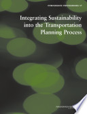 Integrating Sustainability Into the Transportation Planning Process